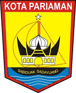 arti lambang logo kota pariaman