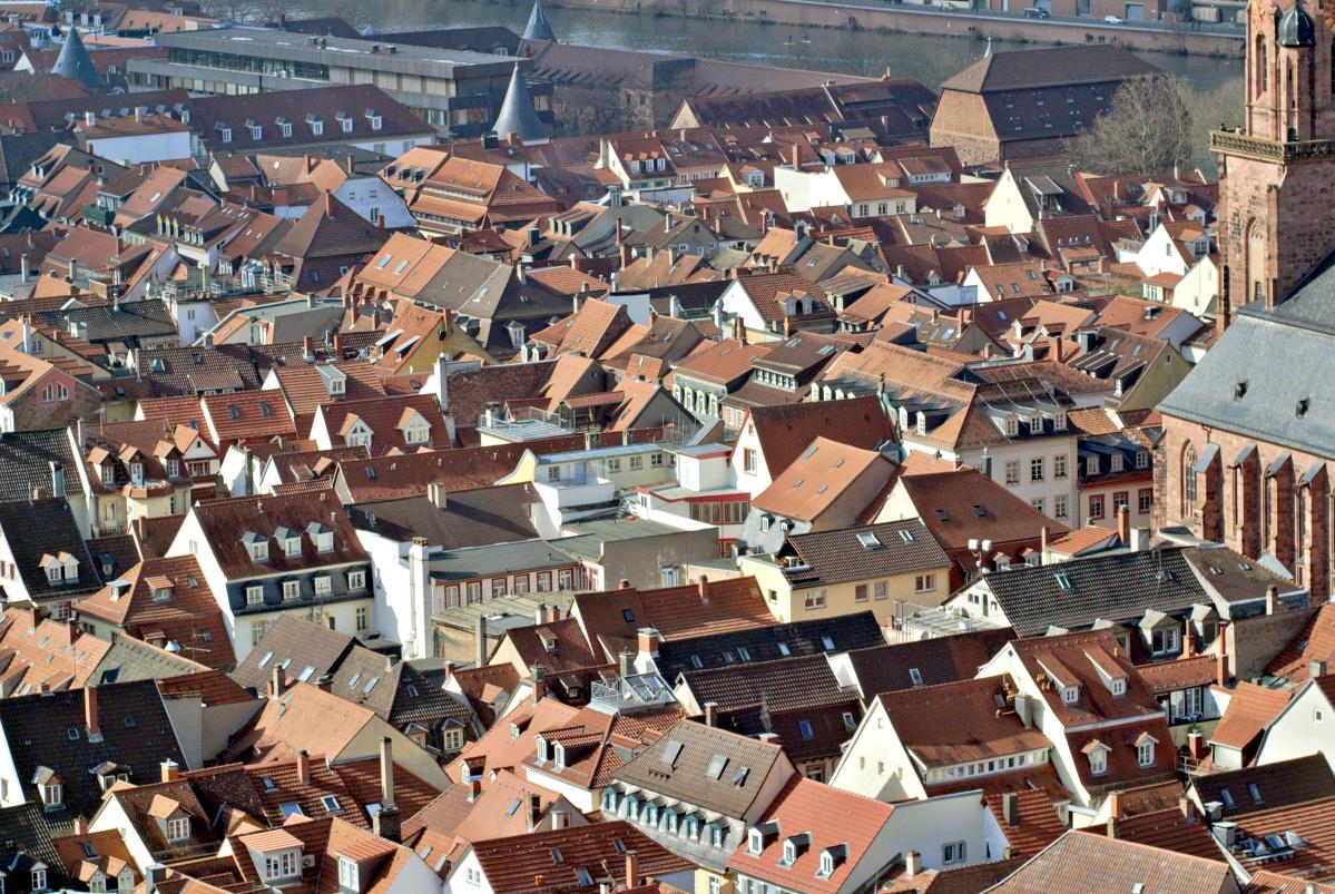 Auf dem Heidelberger Schloss (2)