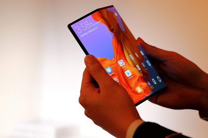 Huawei Tunda Ponsel Layar Lipat karena faktor ini
