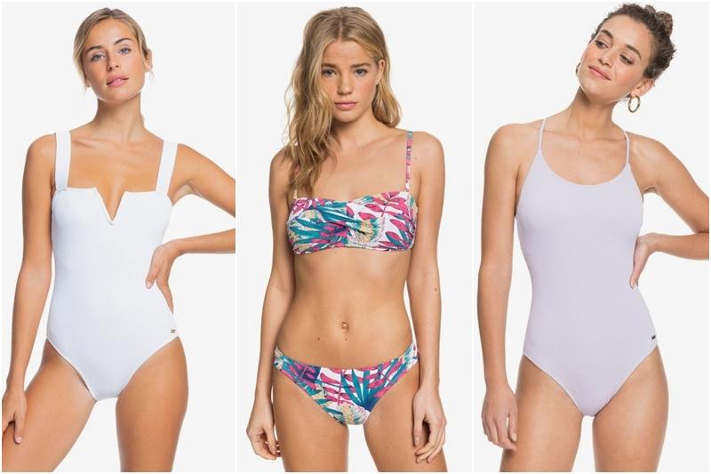 Sahillerin trendini yakalamak isteyenlerin aradığı mayo ve bikiniler