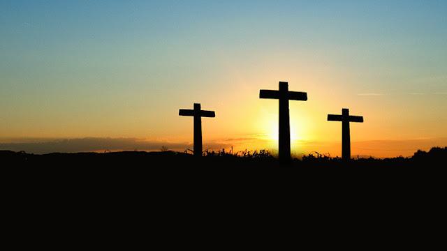 """Crucifican a un niño de 9 años en Argentina """"por la paz y la justicia"""""""