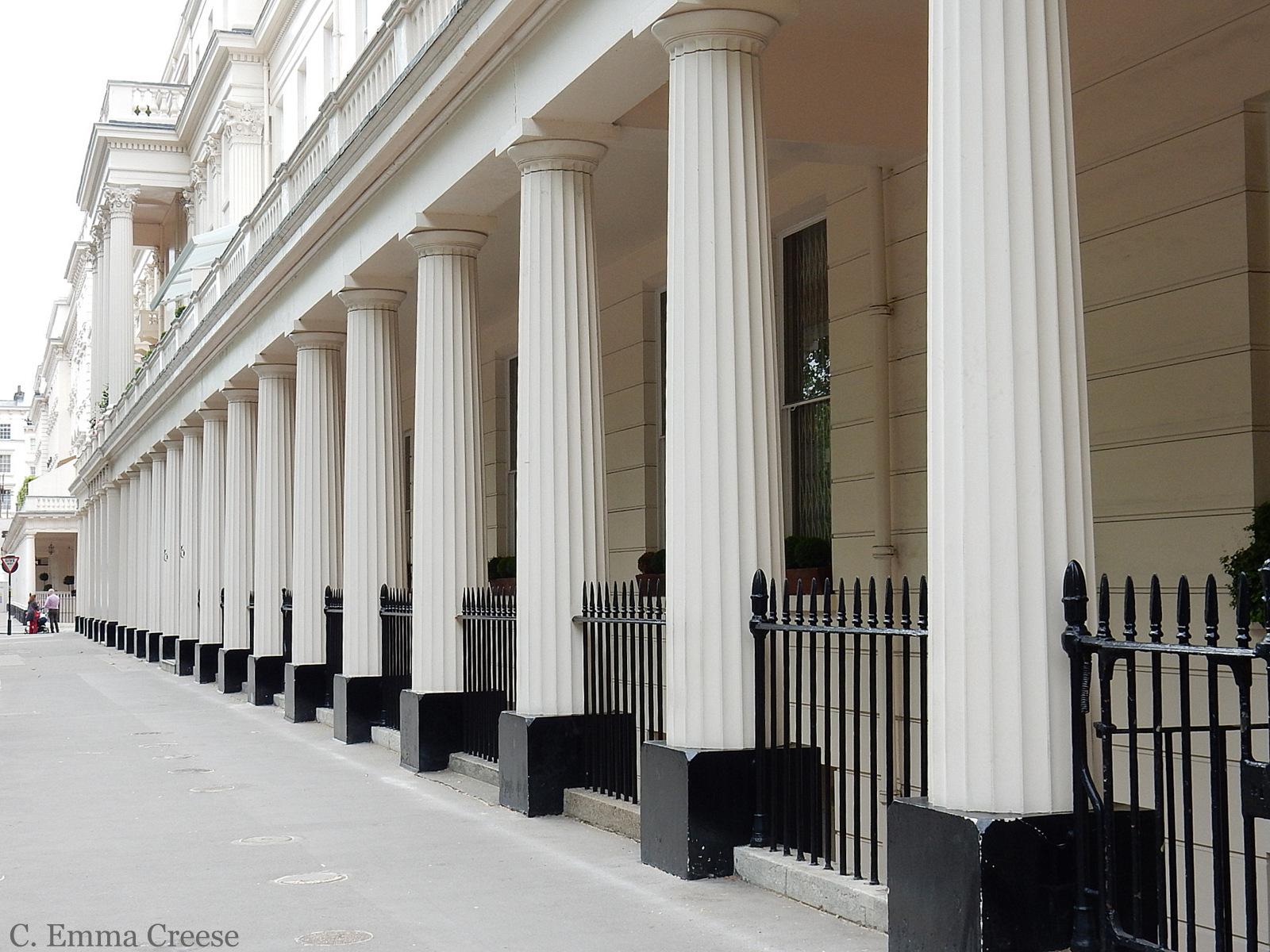 London Belgravia and why I love it