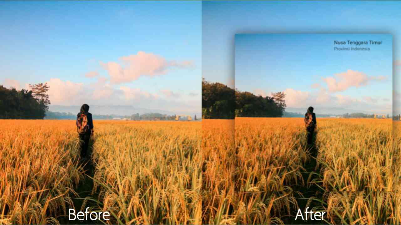 Cara Edit Foto Instagram dan Instastory Makin Keren Dengan Efek 3D dan Shadow