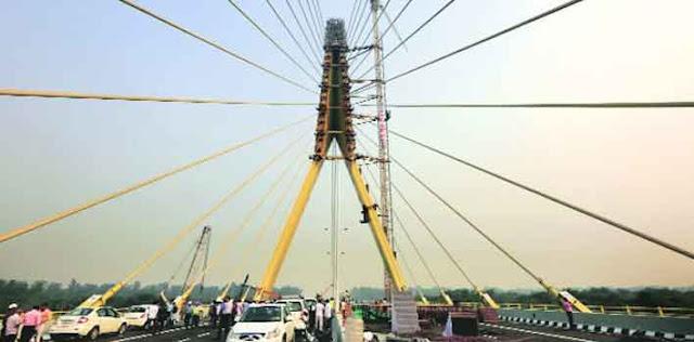 5 नवंबर को आम लोगों के लिए खुलेगा सिग्रनेचर ब्रिज