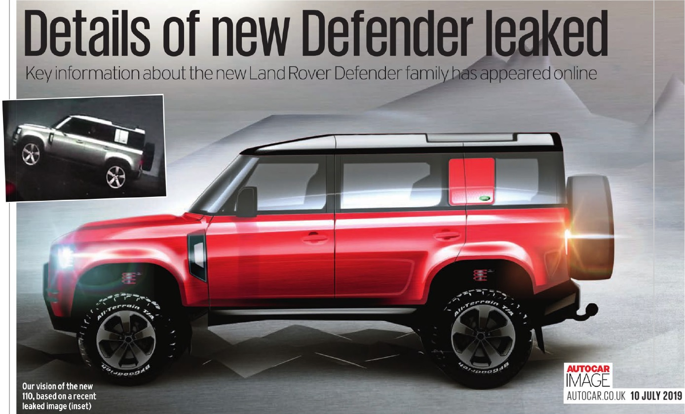 2018 - [Land Rover] Defender [L663] - Page 8 %252C40