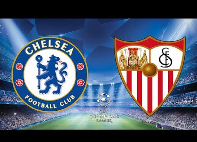 مشاهدة مباراة تشيلسي ضد اشبيلية والقنوات الناقلة في قمة المجموعة الخامسة في دوري أبطال أوروبا