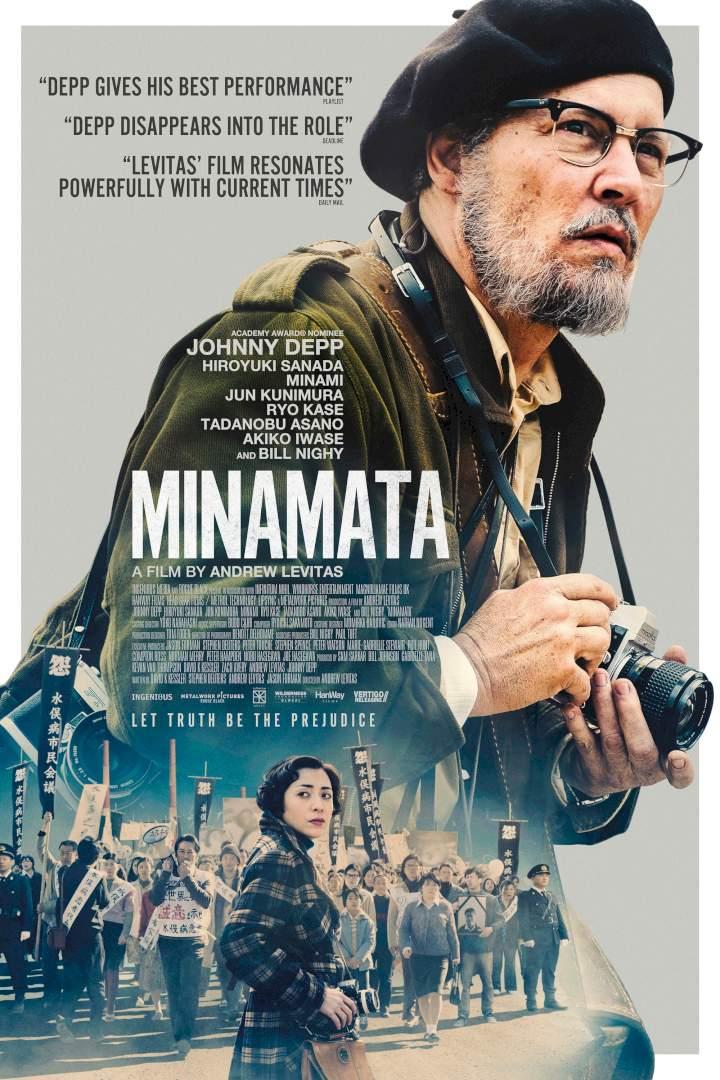 Movie: Minamata (2021)