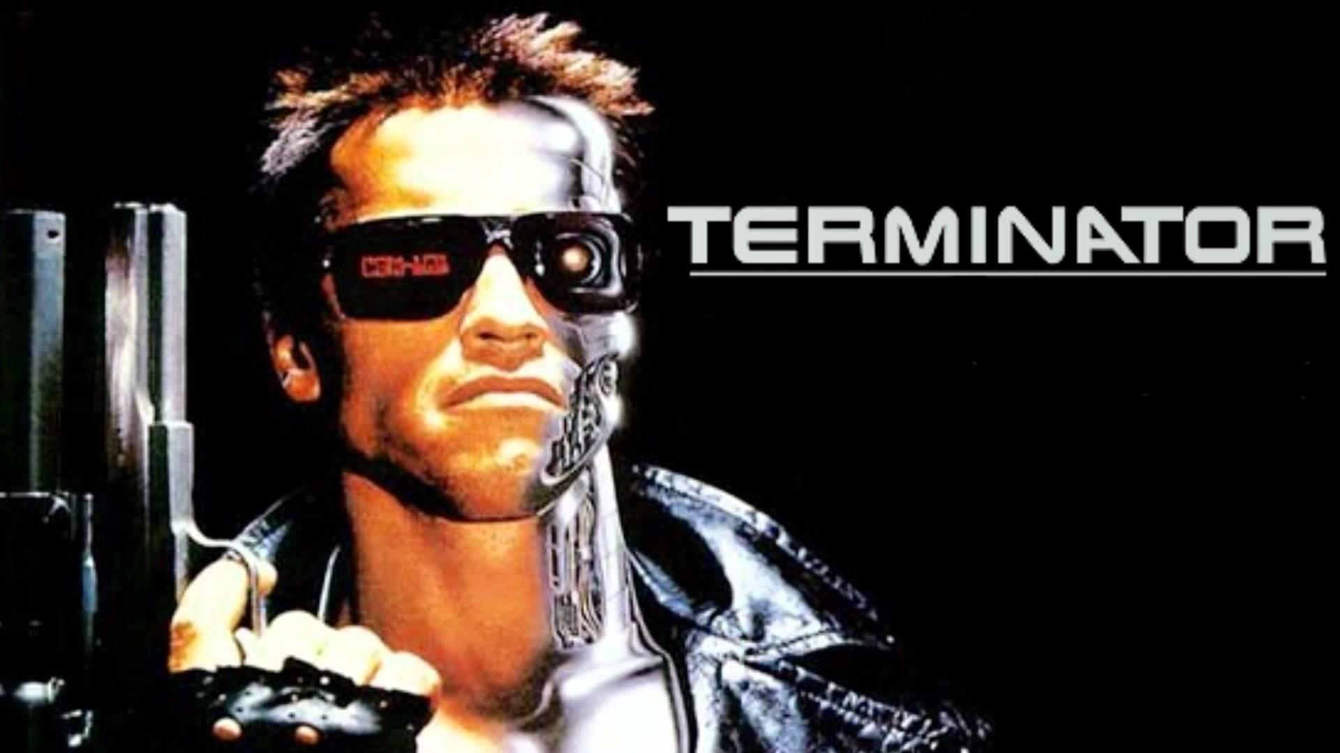 Terminator - Wallpaper