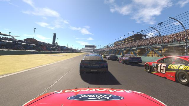 لعبة سباقات ناسكار 2016 NASCAR