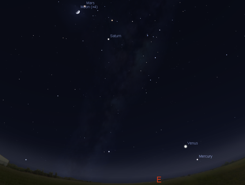 The Morning Star Taurus