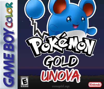 Pokemon Gold Unova GBC ROM Hack Download