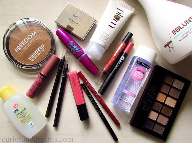 Nykaa Haul, my Nykaa Haul, Nykaa Haul blogpost, haul post,