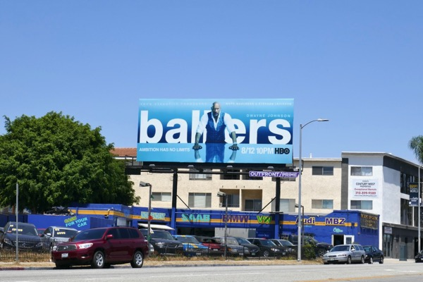 Ballers season 4 billboard