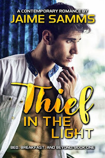 A thief in the light 1, Jaime Samms