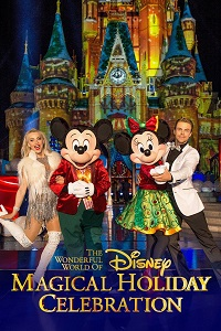 Watch The Wonderful World of Disney Magical Holiday Celebration Online Free in HD