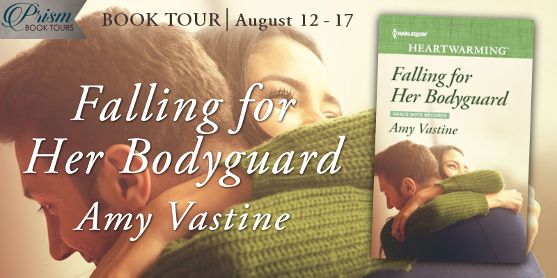 It's the Grand Finale for FALLING FOR HER BODYGUARD by Amy Vastine! #FFHBTour