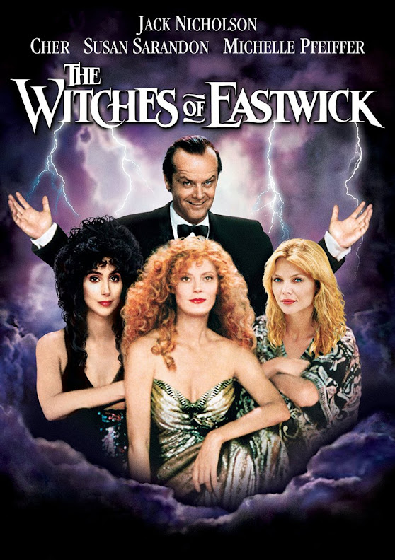 Papo Furado | AS BRUXAS DE EASTWICK (The Witches of Eastwick) - 1987