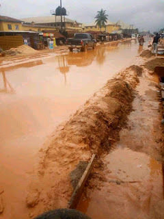 The Deplorable State Of Nekede/Ihiagwa Road
