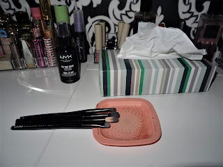Tips om make up kwasten schoon maken