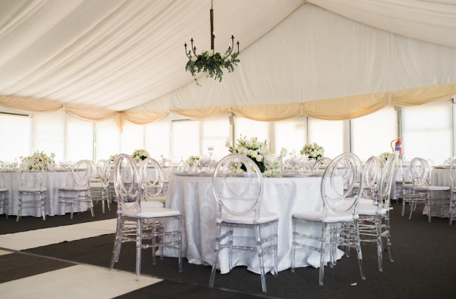 Glass marquee at Hoyohoyo #realweddingwednesday