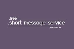 Cara SMS Tanpa Pulsa