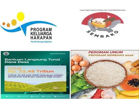 Menteri Keuangan Sri Mulyani menyatakan nilai bantuan sosial yang disalurkan kepada masyar Nilai Bantuan Sosial Dipangkas 50 Persen Jadi Rp300.000 per Bulan