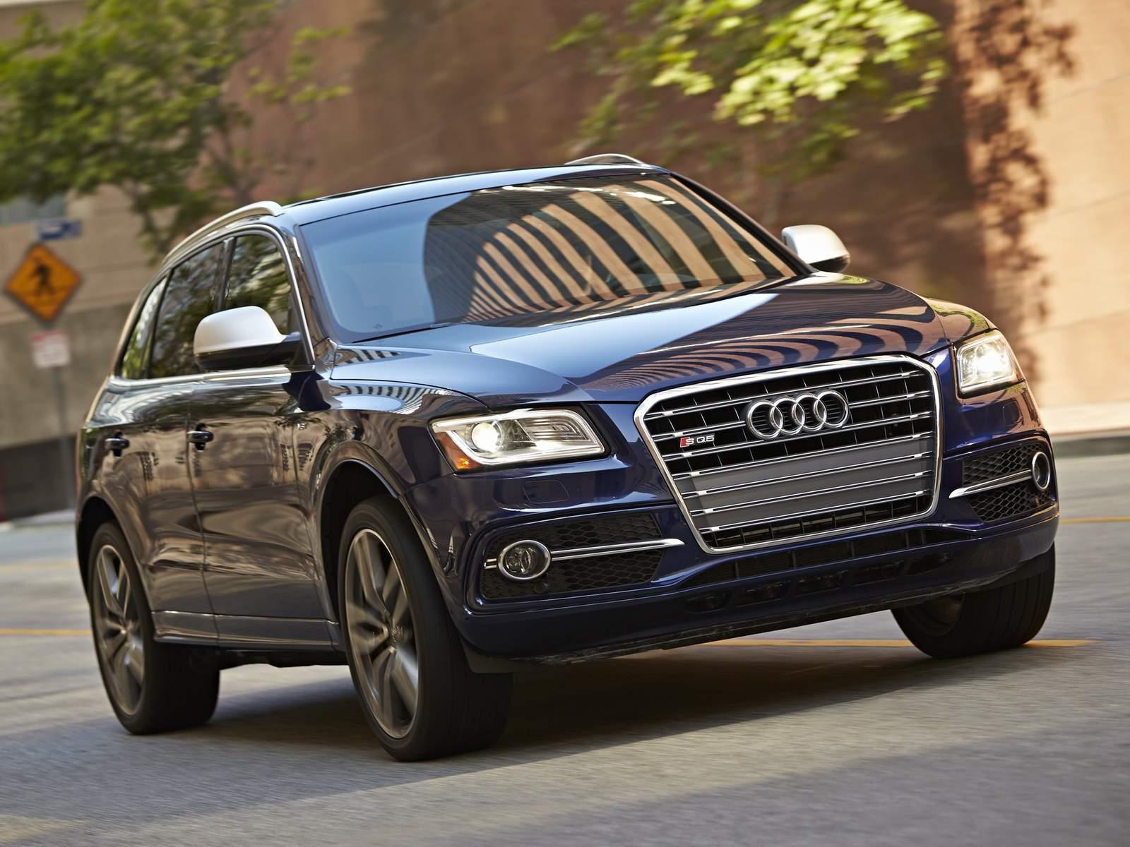 Audi Q5 2009 a 2012 - recall