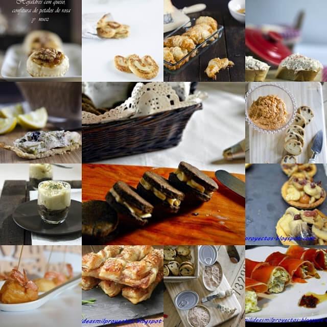 Paseo por 13 aperitivos para sorprender a tus invitados en Navidad1