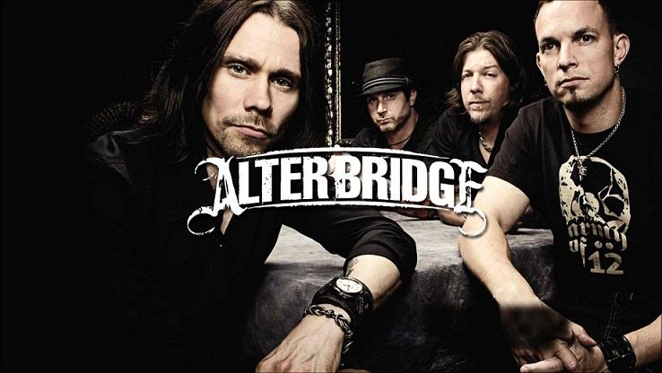 Daftar Album dan Judul Lagu Alter Bridge