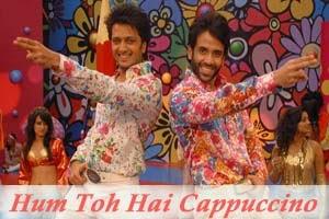 amhi ahot cappuccino ritesh deshmukh song