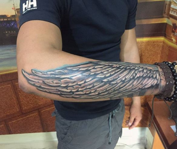 incredible wing tattoos ideas