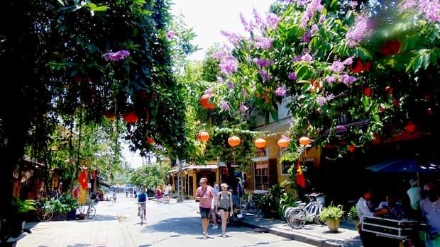 Hoi An élue meilleure ville touristique par Travel & Leisure