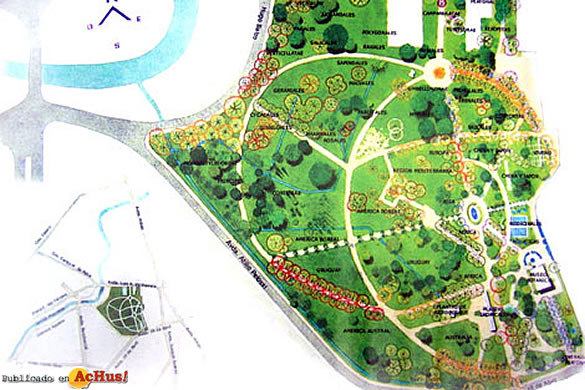 Paisajismo pueblos y jardines una opini n sobre el for Planos de jardines
