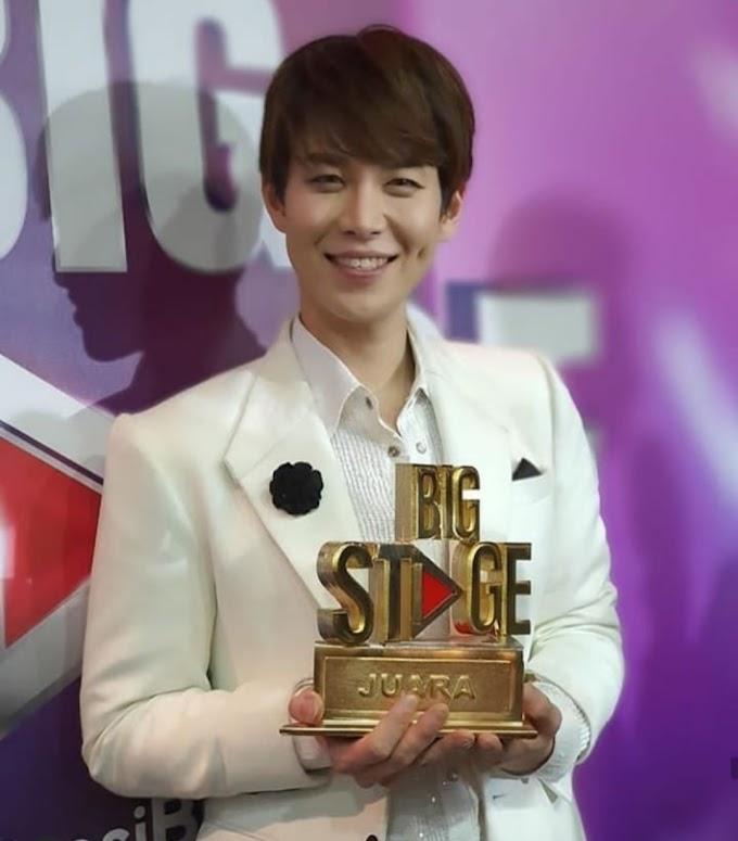 Lirik Lagu Luka Dan Bahagia Nyanyian Han Byul Big Stage Konsert Final