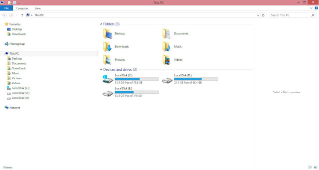 Pengertian Windows Explorer
