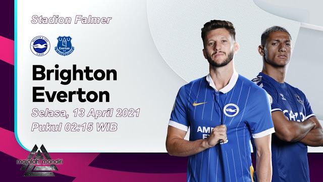 Prediksi Brighton Hove Albion Vs Everton