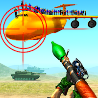 Jet War Fighter Airplane Shooting Game Apk Download for Android