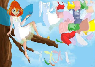 Game thời trang công chúa phép thuật Winx thú vị