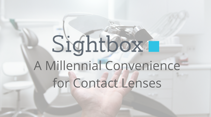 sightbox contact lens subscription