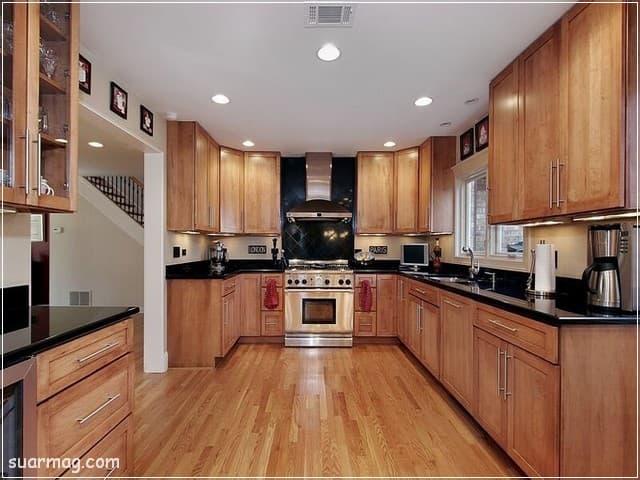 مطابخ خشب 2020 3   Wood Kitchens 2020 3