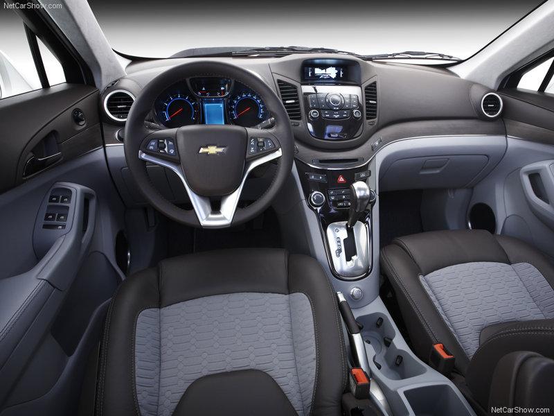 Chevrolet Orlando Autosmr