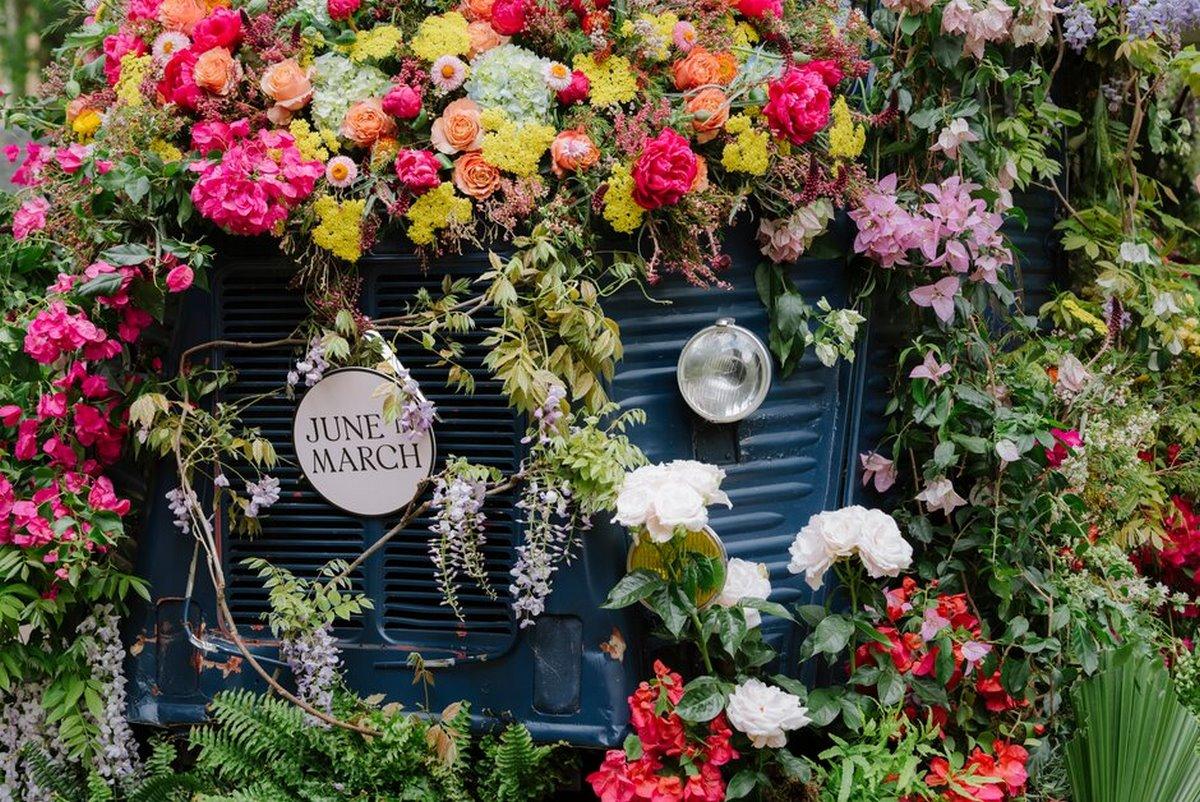 Vuelven los festivales florales de la RHS