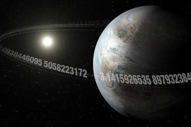"""Astronomers discover an Earth-sized """"pi planet"""" with a 3.14-day orbit"""