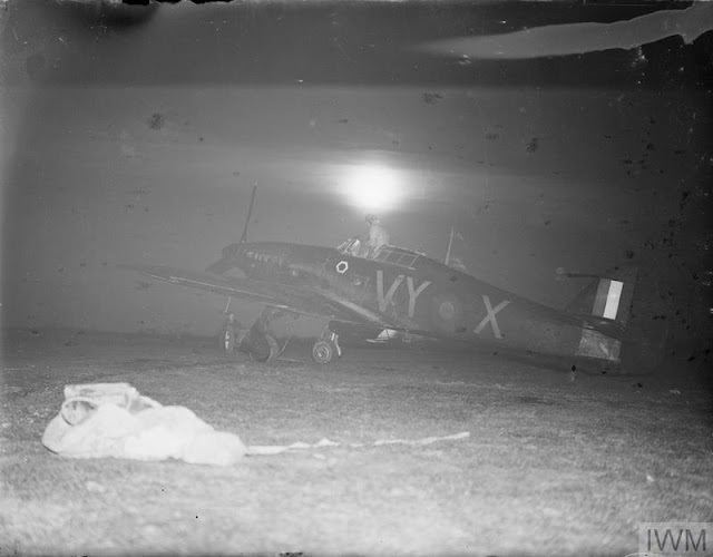 10 March 1941 worldwartwo.filminspector.com Hawker Hurricane Mk. I