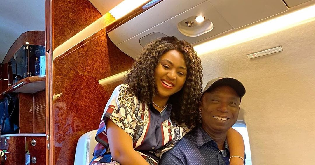 Actress Regina Daniels Says She Had A Smooth Pregnancy + 1st Impression When She Met Her Hubby...
