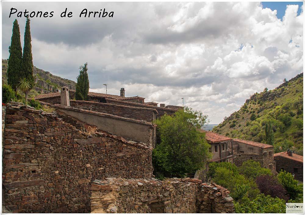Patones de Arriba, un lugar con mucho encanto en Madrid