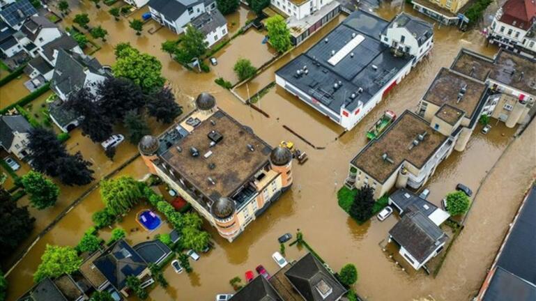 Γερμανία: Τουλάχιστον 156 οι νεκροί από τις πλημμύρες
