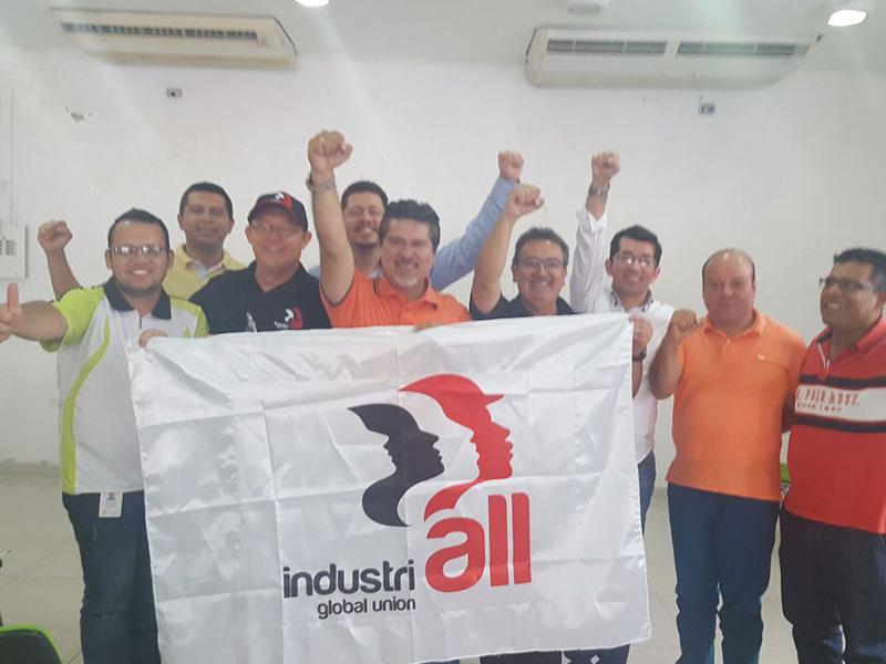 En Cúcuta, IndustriAll inicia recorrido nacional de seminarios de formación sindical