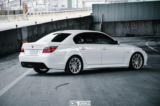 BMW E60, Pelopor Pertama Teknolgi I-Drive di BMW Seri 5