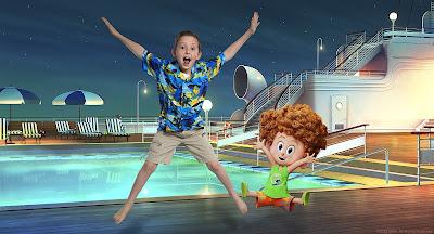 Hotel Transylvania 3 Summer Vacation Asher Blinkoff